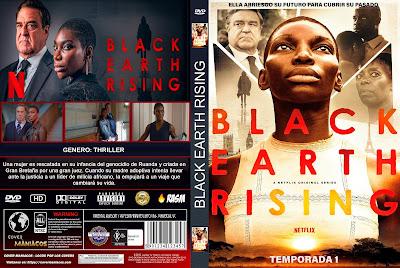 BLACK EARTH RISING TEMPORADA 1 [COVER DVD]
