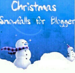 Advanced Christmas Snowfalls With Breeze For Blogger 2016