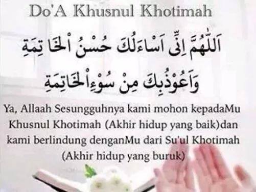 Image Result For Khusnul Khotimah