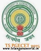 Telangana PGECET 2015 Online Application