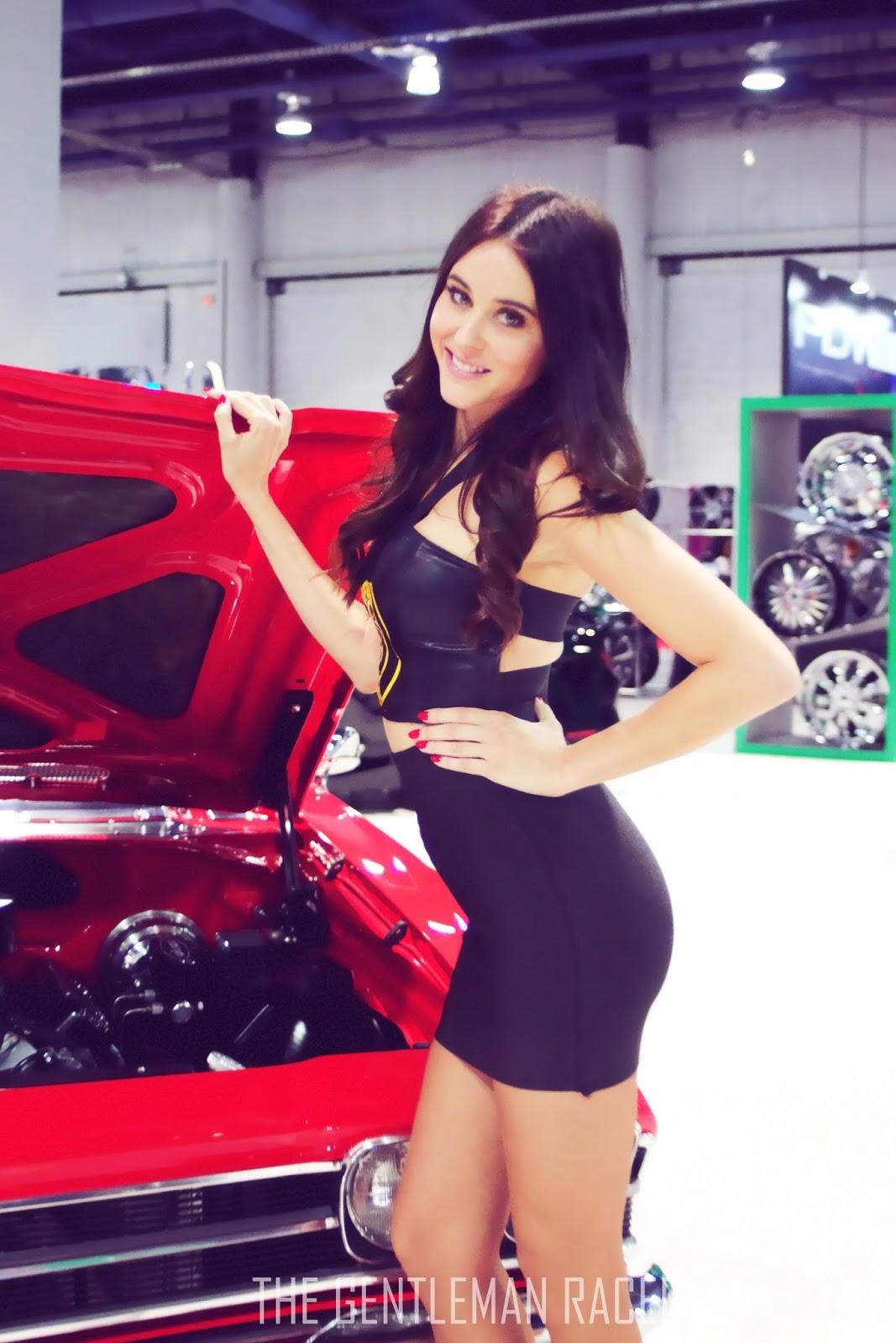 Car Girls of SEMA
