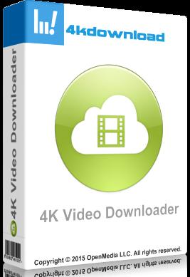 4K Video Downloader FULL - Descarga Listas de reproducción completas de Youtube