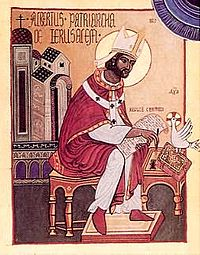St Albert de Jerusalem