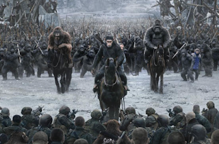 Black Lives Matter Activist Says New Planet Of The Apes Poster is Mocking Him