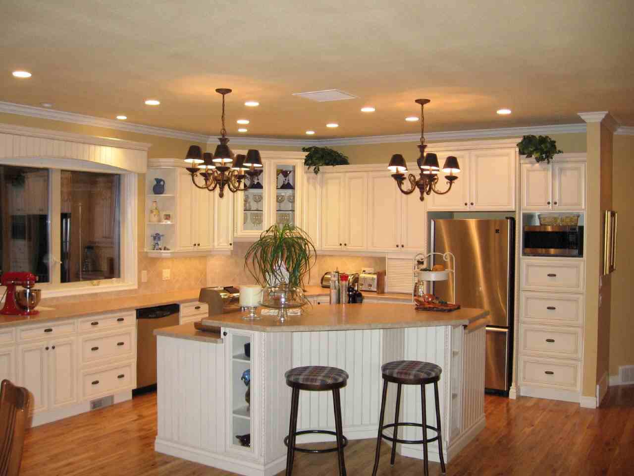 blanc id es de conception de cuisine design interieur france. Black Bedroom Furniture Sets. Home Design Ideas
