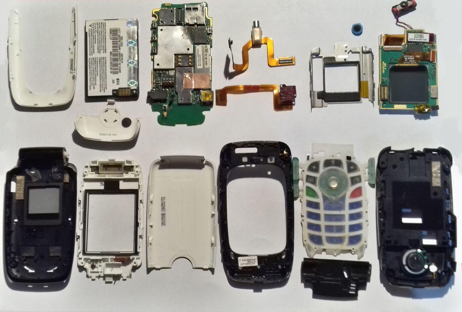 What's inside: Motorola V360 from 2005 - Motorola Lovers