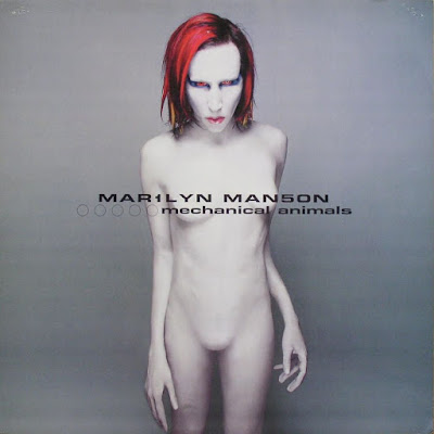 Mechanical Animals, marilyn manson, blog mortalha, albúm, 1998