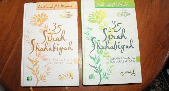 Review Buku 35 Sirah Shahabiyah Muhammad Al- Mishri,