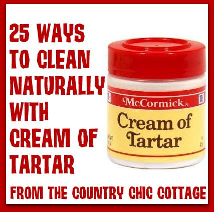 http://www.thecountrychiccottage.net/cleaning-with-cream-of-tartar/