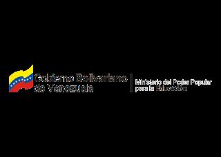 Ministerio del poder popular para la educación Logo Vector