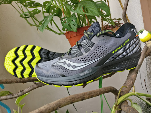 Saucony Zealot ISO3 Review