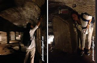subterraneos sao nicola guia brasileira roma - Basílica de São Nicolau em Cárcere