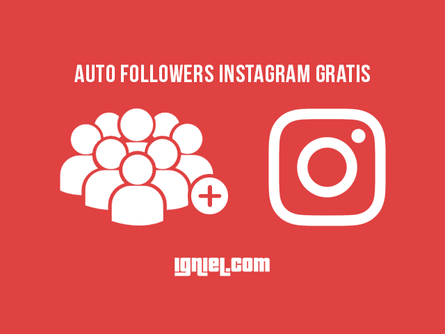 Menambah Followers Instagram Tanpa Following Gratis
