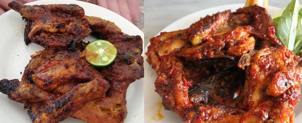 Resep Ayam Bakar Taliwang Khas Lombok