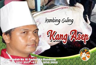 Kambing Guling Tradisional Khas Bandung