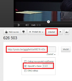 youtube_odkaz_cas_cez_zdielanie