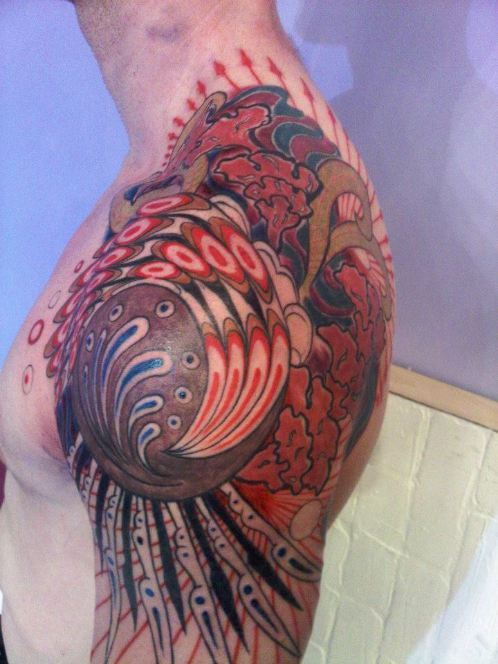 50 trippy psychedelic tattoos