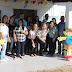 Equipe do PSF Novo Horizonte comemora festejos juninos em Baixa Grande-BA