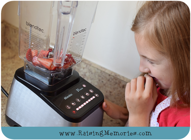 Blendtec features for Kids