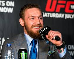 What is the height of Conor McGregor?