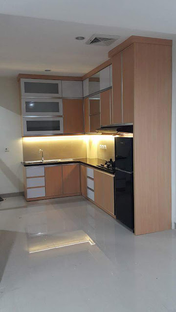 Dapur Kitchen Set Murah
