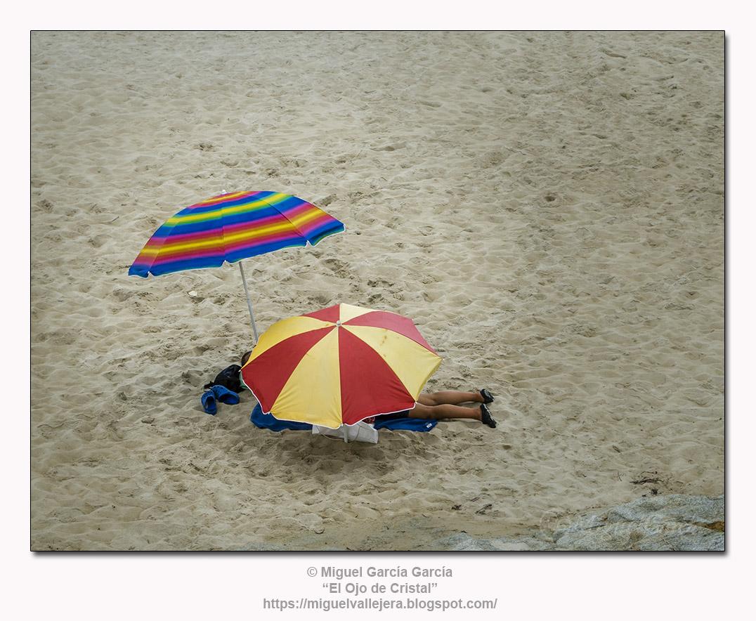 Días de sol y playa.