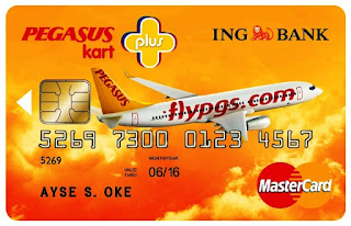 mil kazandıran kredi kartları - pegasus - ing bank  - seyahat - mil