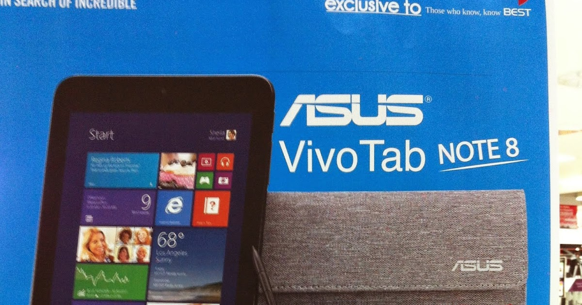 fendercat: Asus Vivotab Note 8 promotion - SGD 399 with free