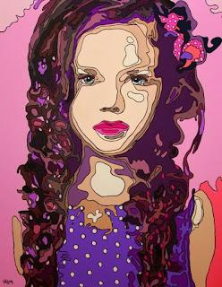 artisticas-pinturas-rostros-niñas