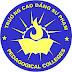 Trường Cao đẳng Sư phạm Bắc Ninh tuyển sinh năm 2017