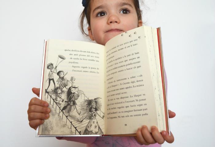 colección harper cerrie burnell libros infantiles con capítulos