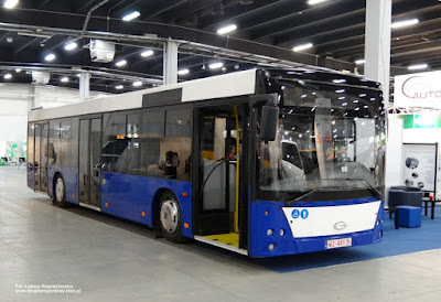 Glaspo 12G, Glaspo Motors, TransExpo 2016