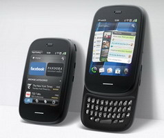 HP intros Palm Veer - a webOS QWERTY phone