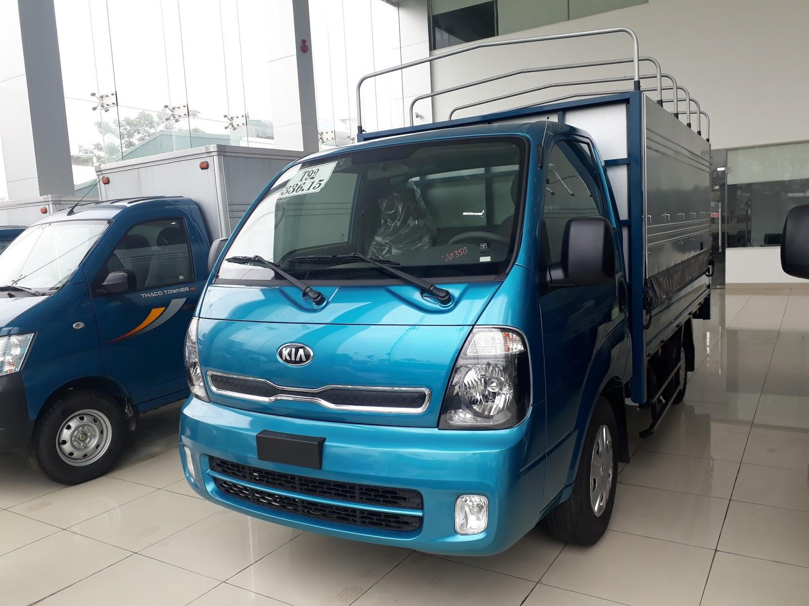 Bán xe tải Hyundai 1 tấn Thaco K200 tại Hải Phòng giá rẻ cạnh tranh