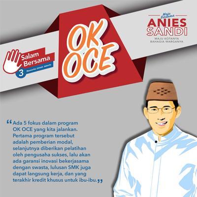 Soal OK OCE, Perlu Daya Kritis Masyarakat
