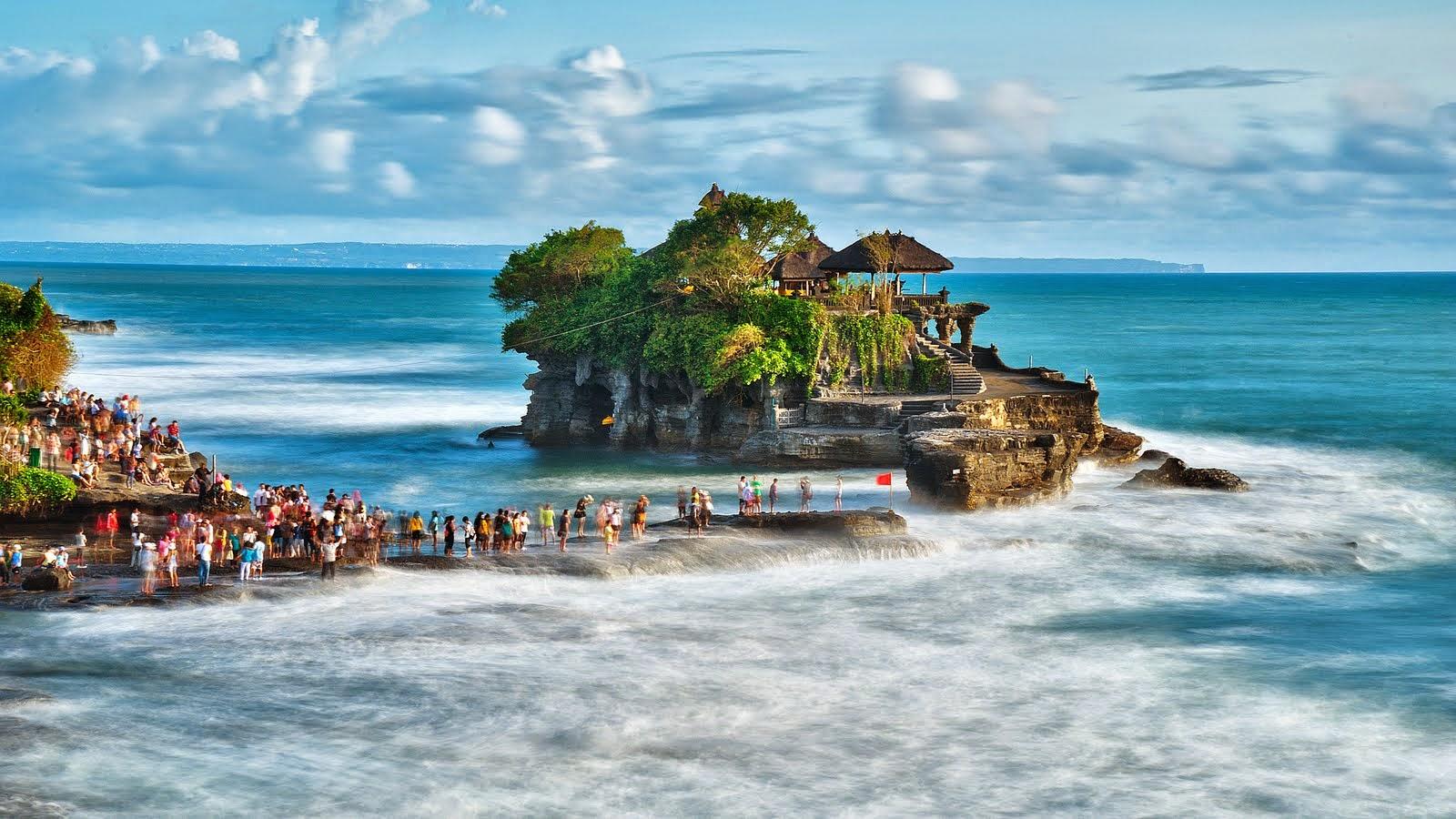 Alam Wisata Bali Tanah Lot Bali Alam Wisata Bali
