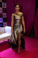 Shreya Saran in Skin Tight Golden Gown ~  Exclusive 019.JPG