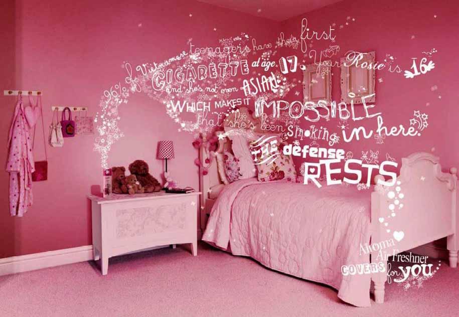 Desain Kamar Tidur Keren Dan Unik Untuk Remaja