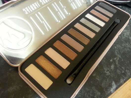 W7 In the Buff- Naked2 DUPE!