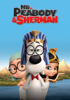 Mr. Peabody & Sherman (2014) Dual Audio [Hindi-DD5.1] 720p BluRay ESubs Download