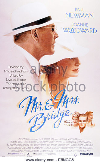 Mr. and Mrs. Bridge (1990) ταινιες online seires oipeirates greek subs