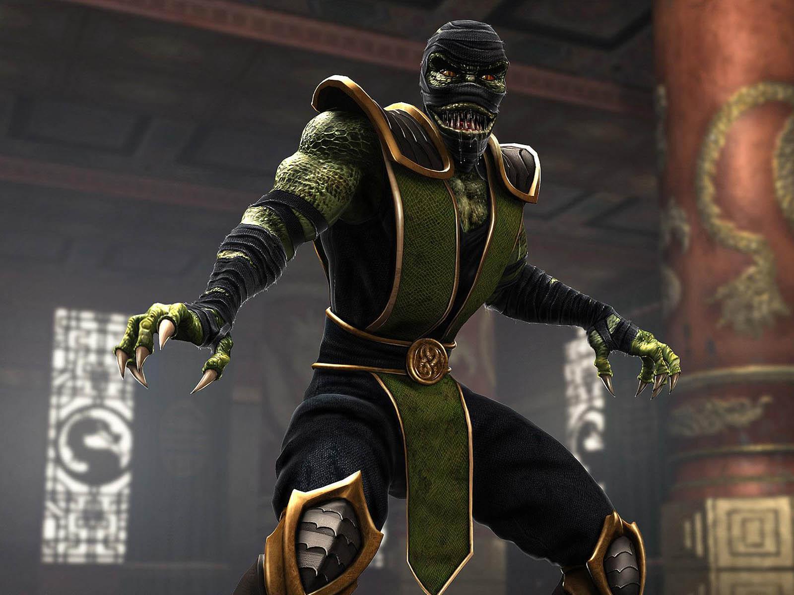 wallpapers: Mortal Kombat Game Wallpapers - photo#33