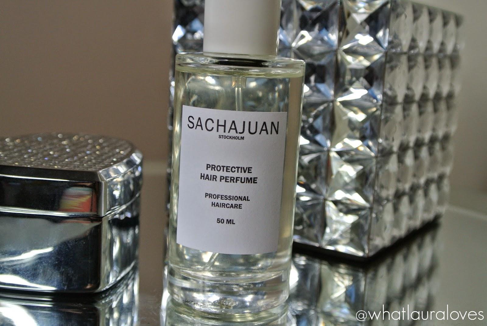 Sachajuan Protective Hair Perfume Review Anti Static Moisture  Image