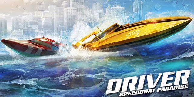 Driver Speedboat Paradise Android descargar gratis Google Play
