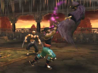 Mortal Kombat: Shaolin Monks (PS2) 2005