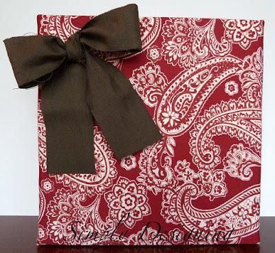 fabric Unique Gift Wrapping Ideas 8