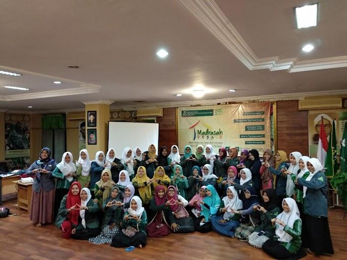Hoax dan Radikalisme Marak, PW IPPNU Jatim Gelar Madrasah Desain