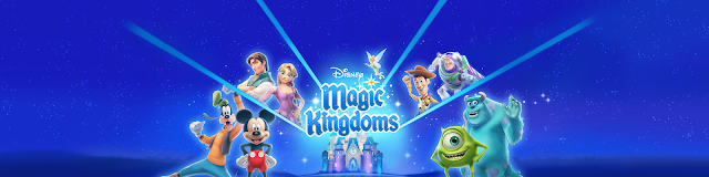 Gameloft Releases New Game Disney Magic Kingdoms on Smartphones and Tablets