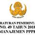 Dirubah Rekrutmen CPNS Jalur PPPK Dimulai Tahun Depan