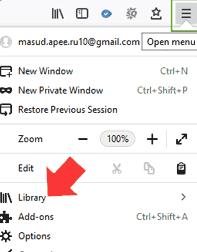 Cara Selalu Terelihat Tombol Downloads di Firefox Quantum,Ini Caranya 3